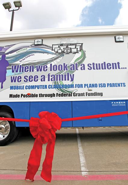 Plano ISD takes learning on the road | Plano Star Courier