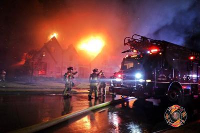 Prosper house fire