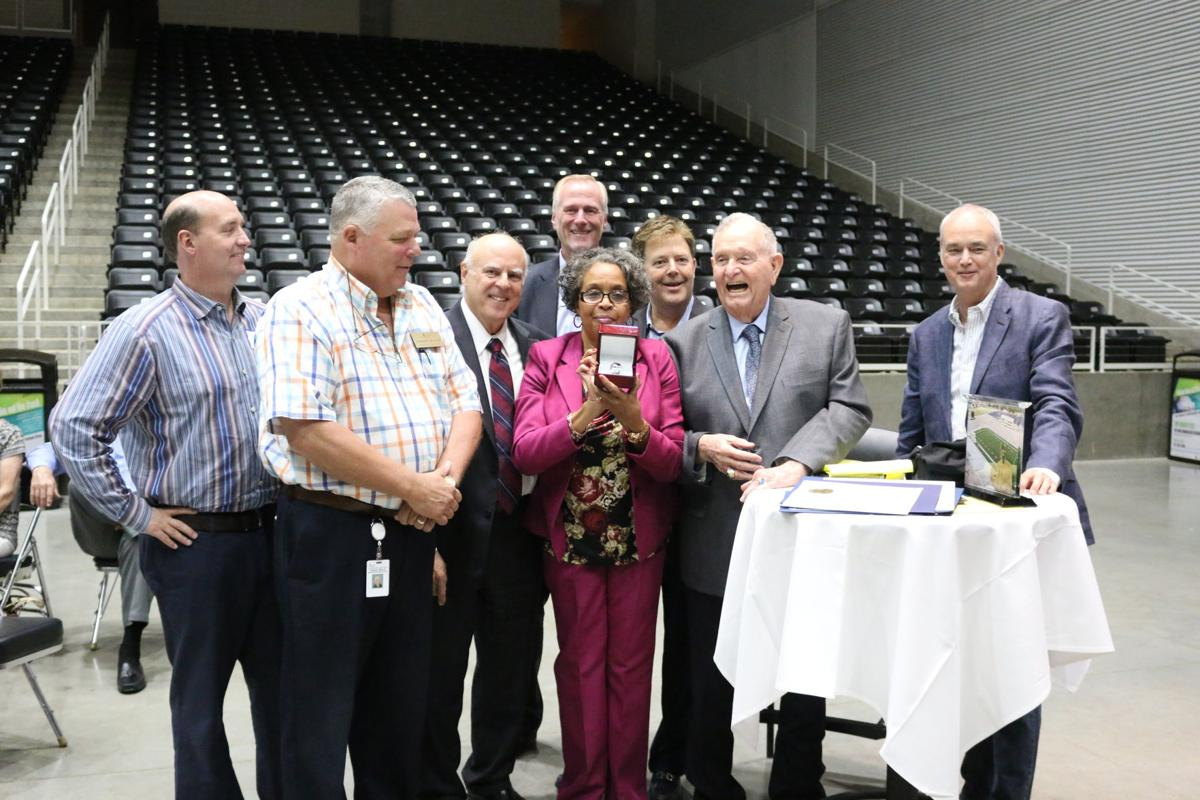 Garland ISD, community leaders celebrate Homer Johnson at ...