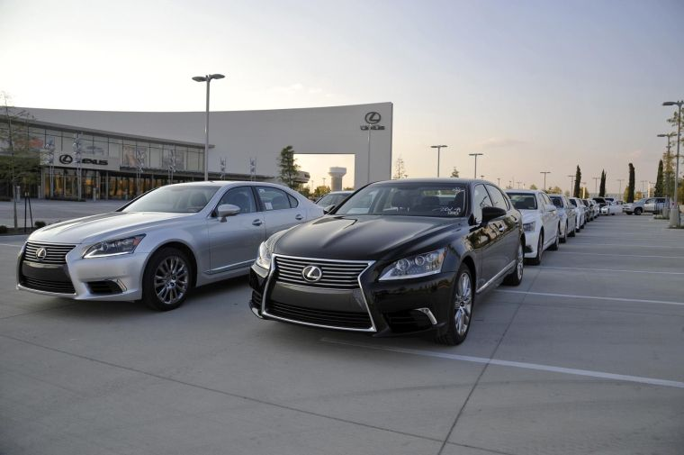 Park Place Lexus Plano Moves To New Dealership