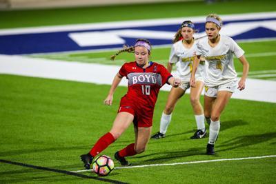 Girls Soccer: Boyd's Perry named 9-6A MVP