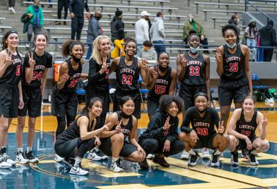 Liberty Girls Basketball