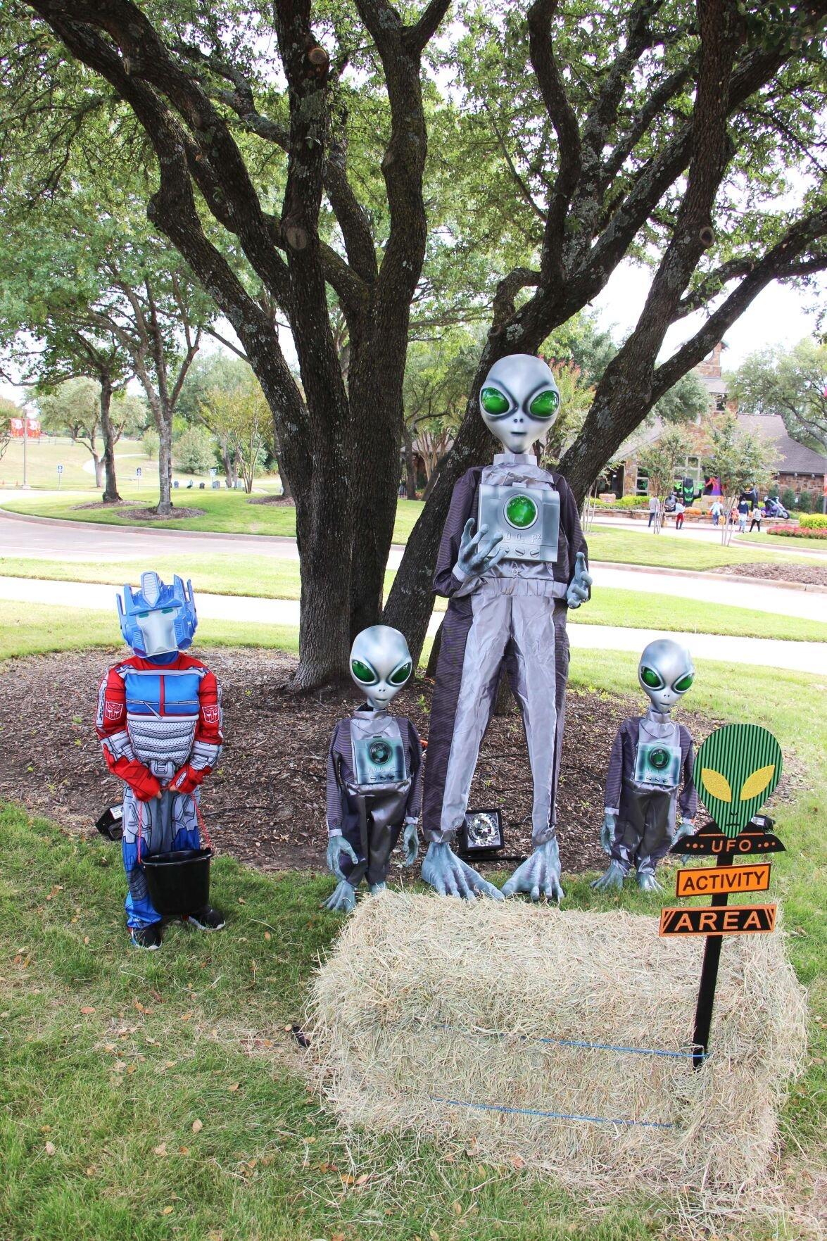 How McKinney neighborhoods are handling Halloween this year