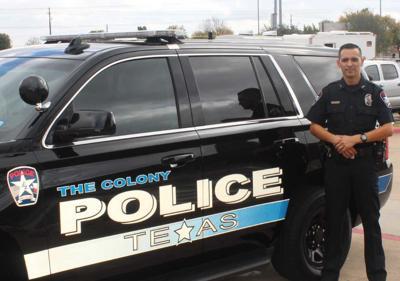 Officer Omar Montemayor