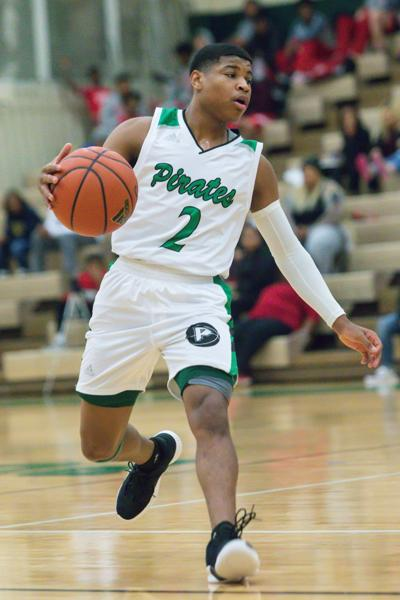 POTEET BOYS BASKETBALL TYLER JONES