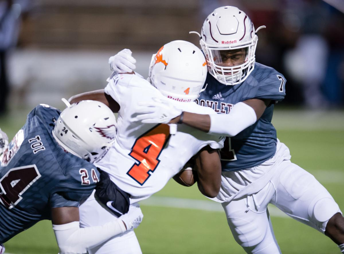 PODCAST: 2019 Football Preview - 10-6A (Rowlett, Sachse) + 11-6A (Mesquite ISD)