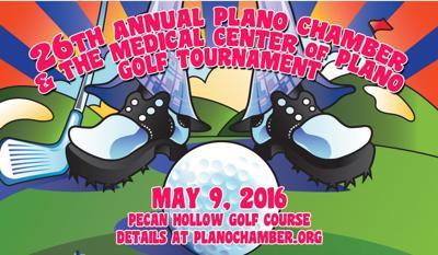 Plano chamber golf tournament