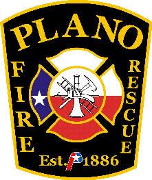 Plano Fire Department logo
