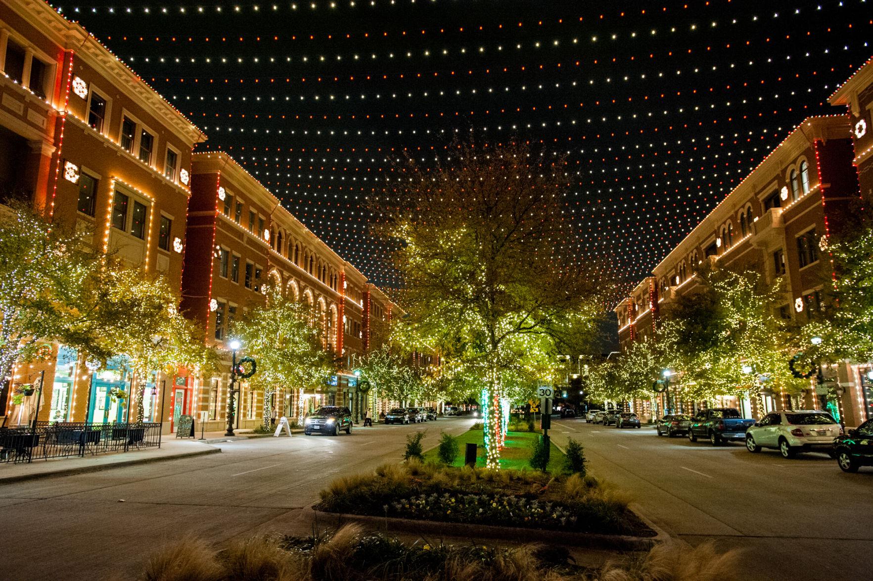 Photos: Frisco Square previews Christmas in the Square | Frisco ...