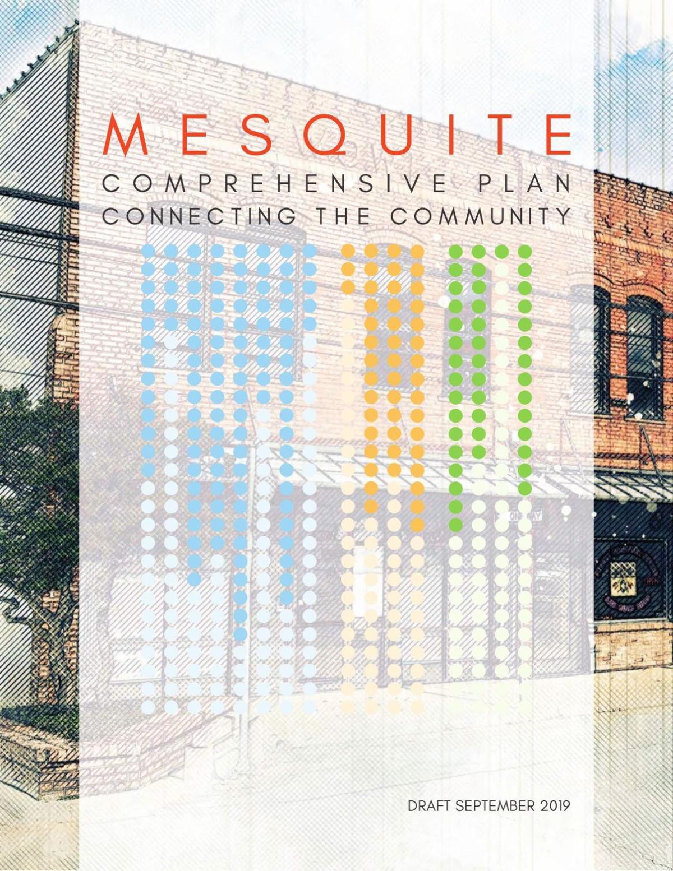 Mesquite Council approves new Comprehensive Plan