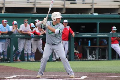 Lake Dallas Baseball's Hunter McDaniel
