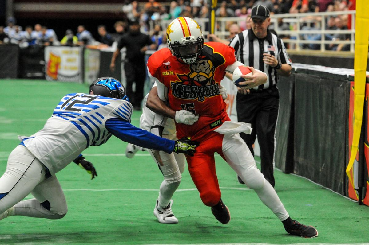 how to get into arena football