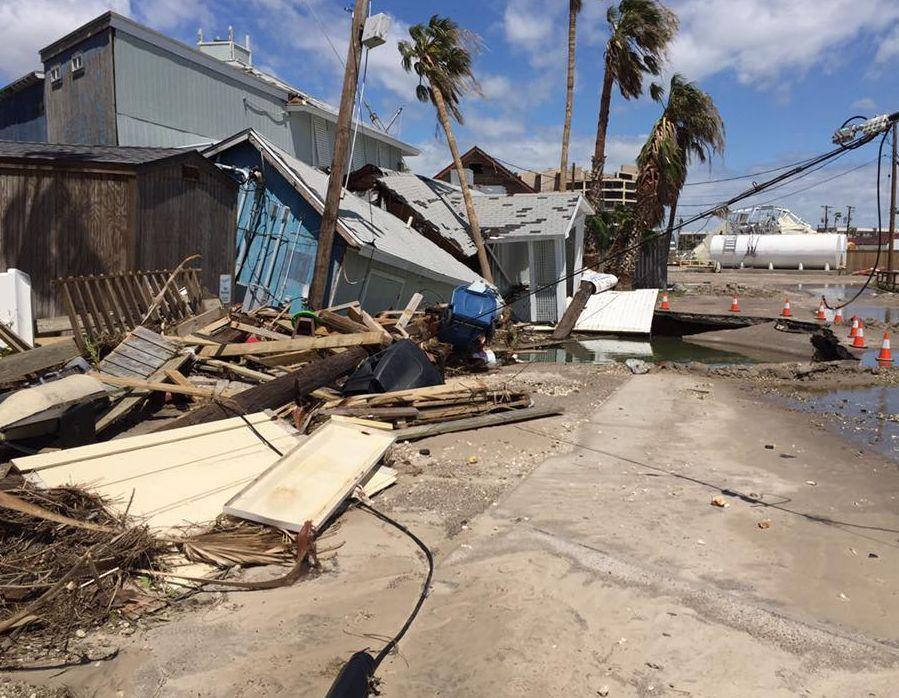 Little Elm Firefighters Help Send Hurricane Harvey Packing News Starlocalmedia Com