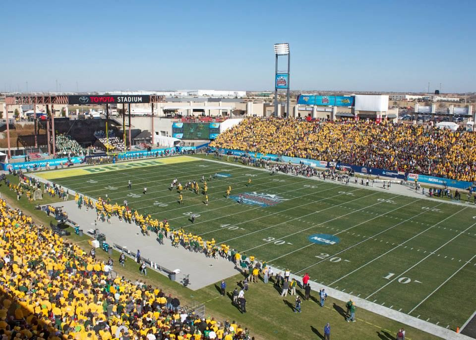 Fcs Championship Game A Big Draw News Starlocalmedia Com