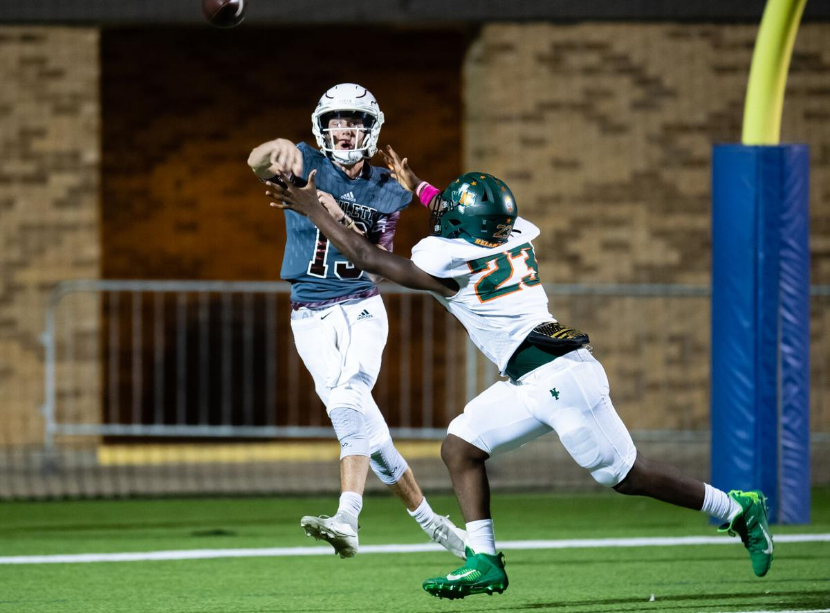 Missed Opportunities: Eagles unable to take advantage of chances in loss to Naaman Forest