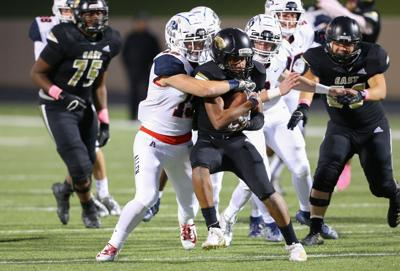 Allen vs. Plano East Football
