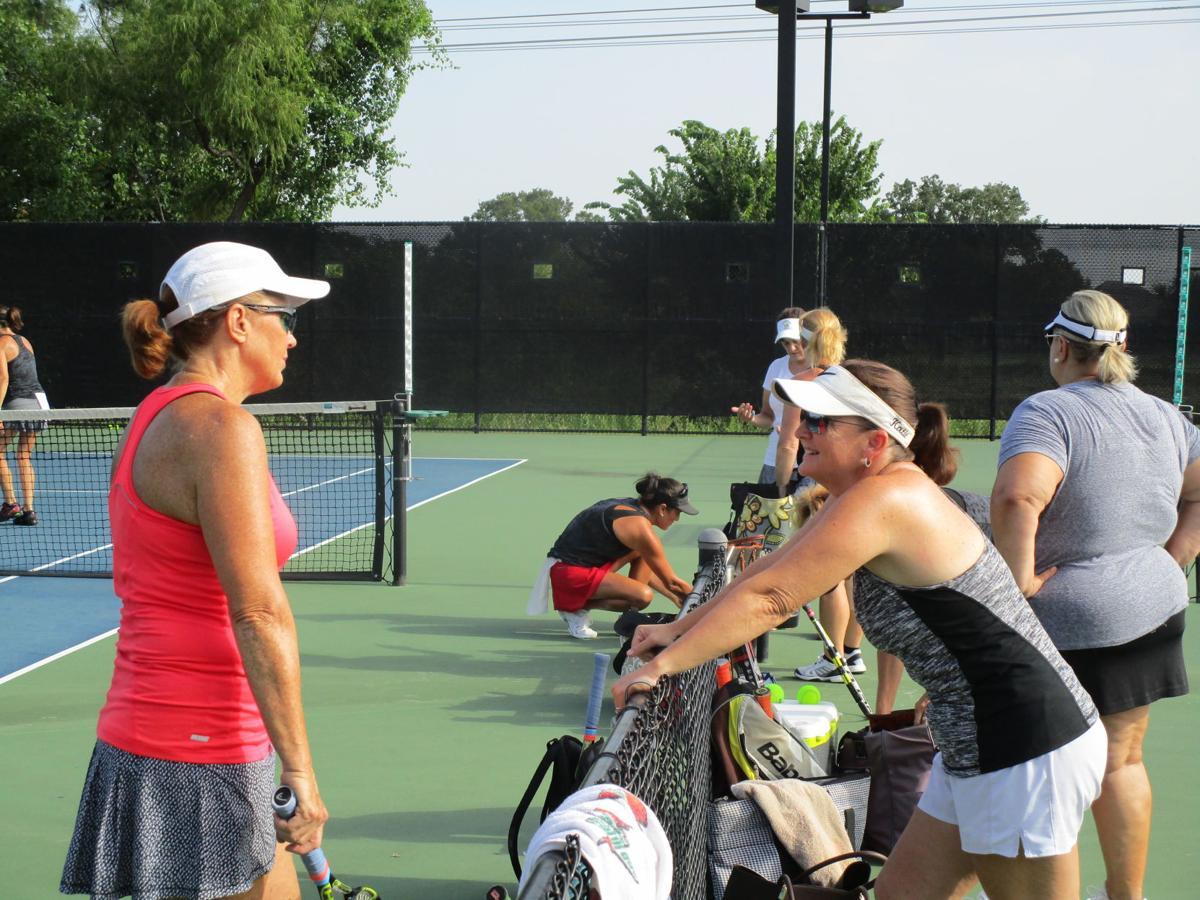 Flower Mound seeks input as tennis center study begins
