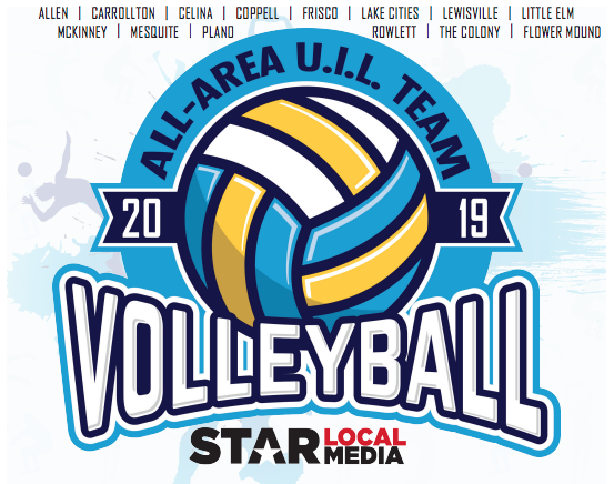 2019 Star Local Media All-Area Volleyball Team