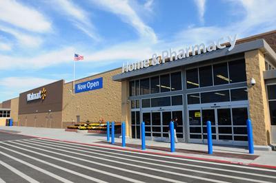Walmart Supercenter Opens Wednesday At Gates Of Prosper