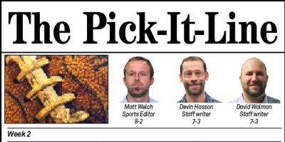 Pick It Line Week 2 Title