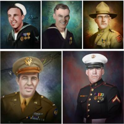 Collin County portraits