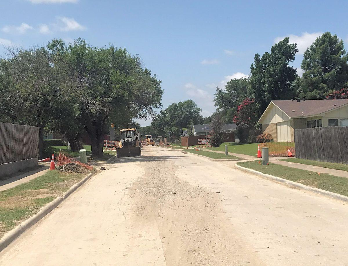 The Colony roundup: Road work begins