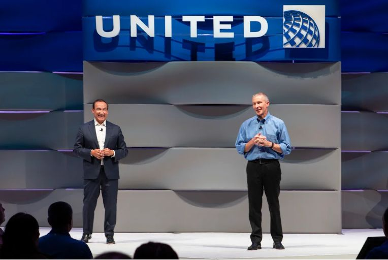 Rowlett native to take over as new CEO of United Airlines
