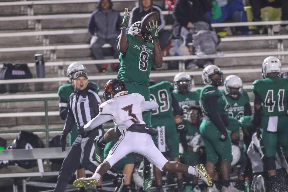 POTEET FOOTBALL TRISTAN GOLIGHTLY