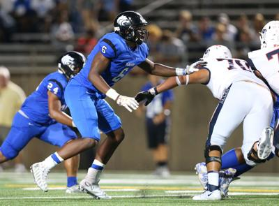 Plano West's Shemar Pearl
