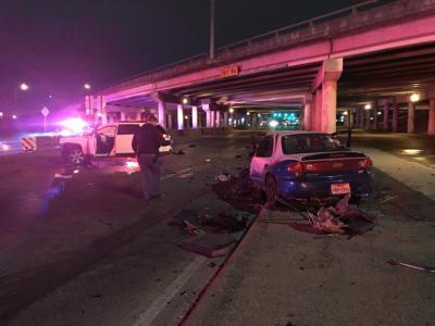 Fatal crash in Lewisville