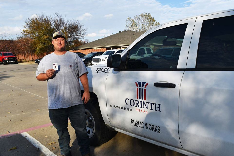 Corinth police warn of men impersonating city employees