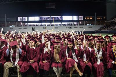 Mesquite ISD graduation
