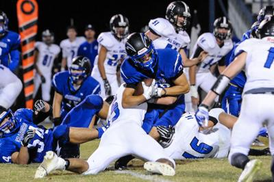 DALLAS CHRISTIAN FOOTBALL