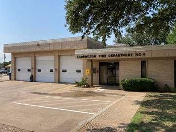 Carrollton Fire Station No. 4