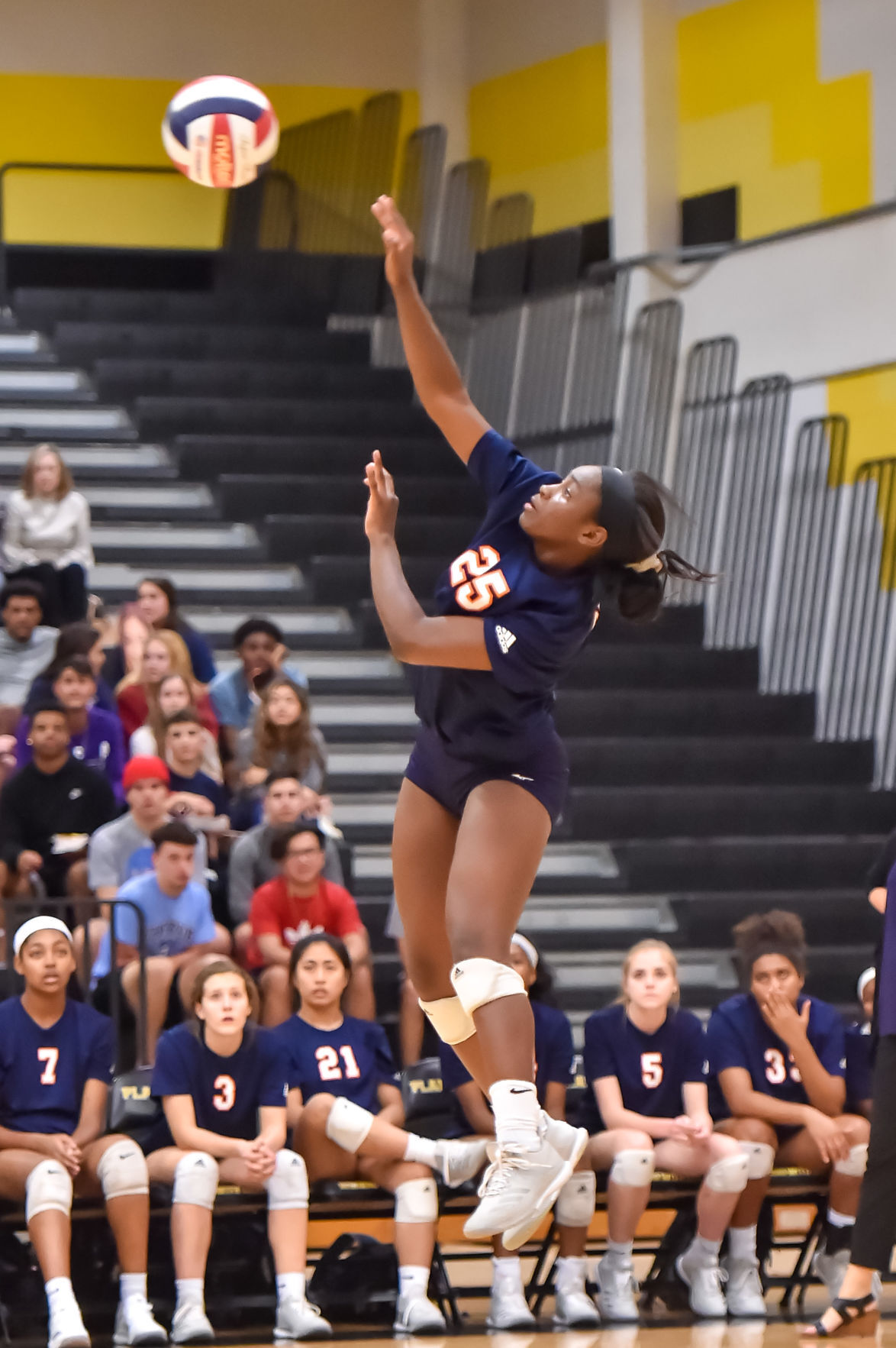 SACHSE VOLLEYBALL ZORIA HEARD