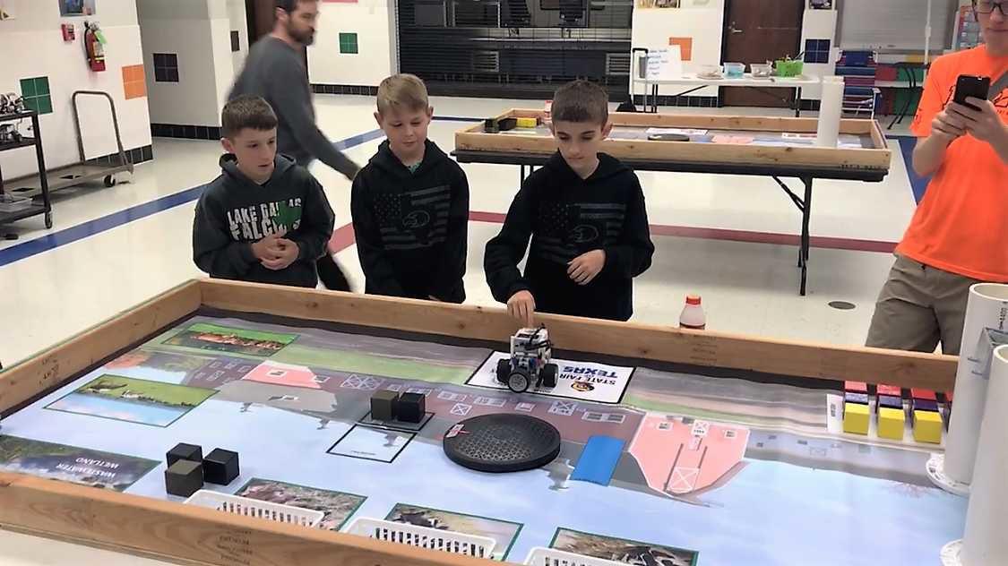 LDMS Robotics Club shines at competition | News | starlocalmedia com