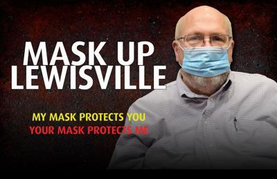 Mask Up Lewisville