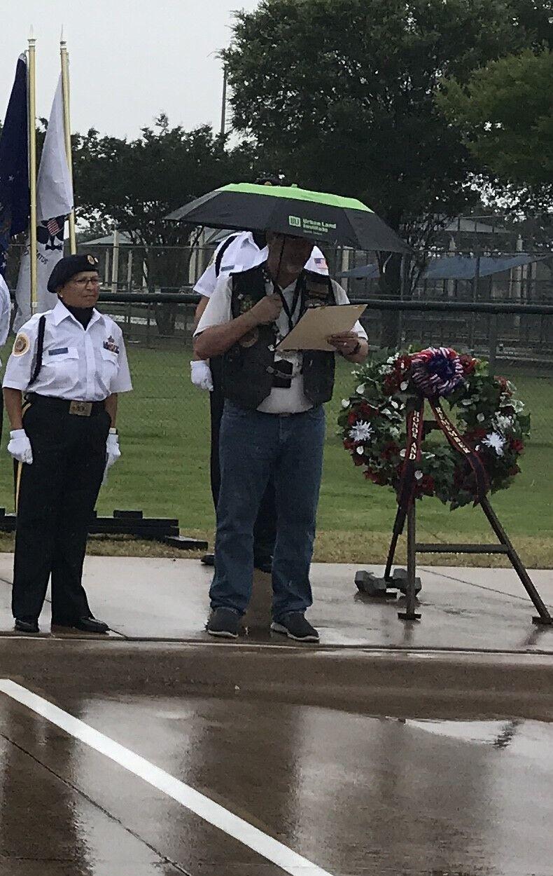 American Legion Post 21 Memorial Day 2021