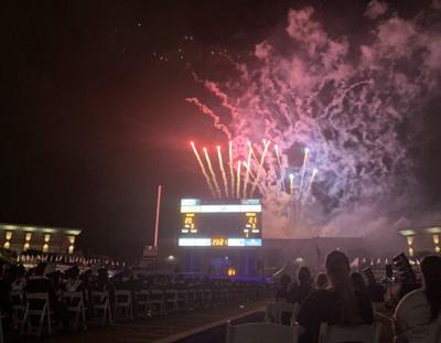 Allen fireworks