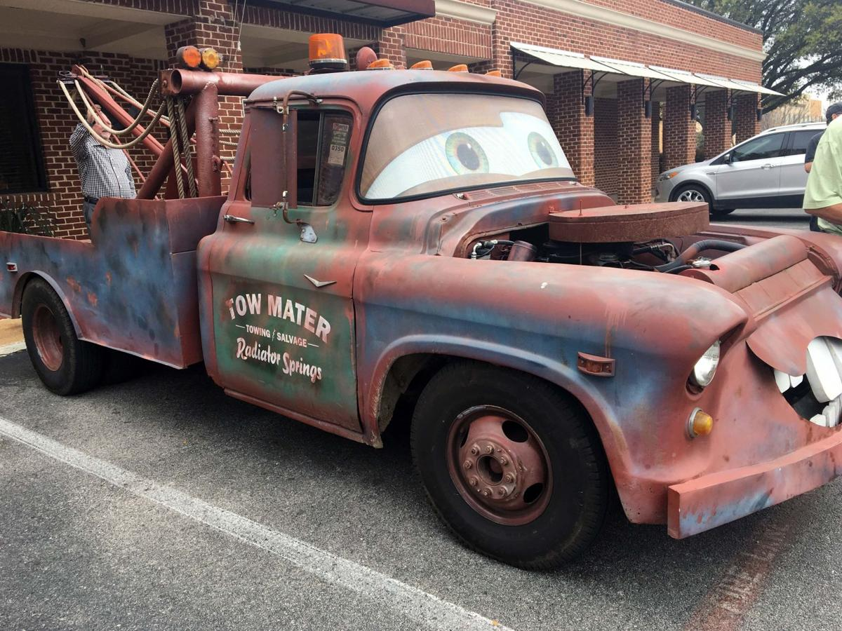 Dallas Auto Show >> Tow Mater to make an appearance at third-annual Wheels of ...