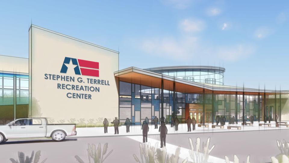 Stephen G. Terrell Community Park and Recreation Center
