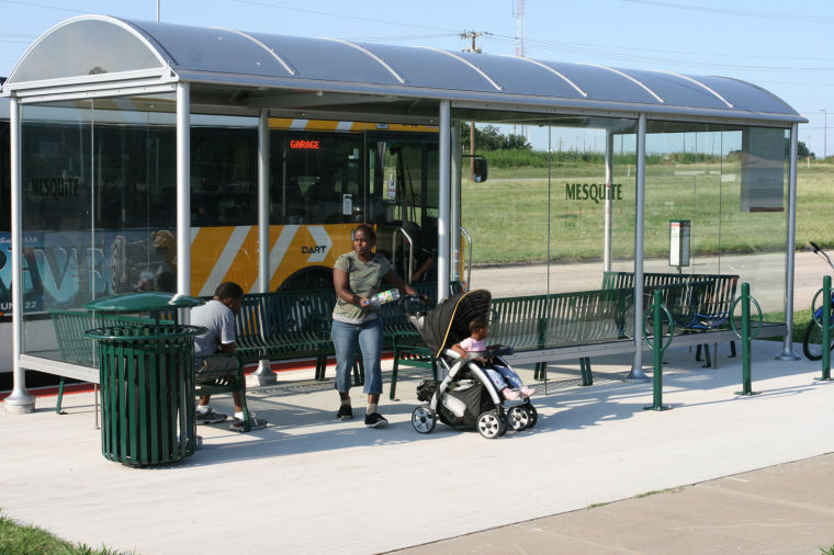 Mesquite reduces COMPASS service, adds Mobility on Demand