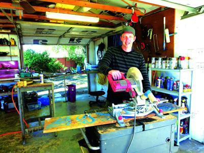 Rowlett Rustic Creations-Troy Cox-Tornado