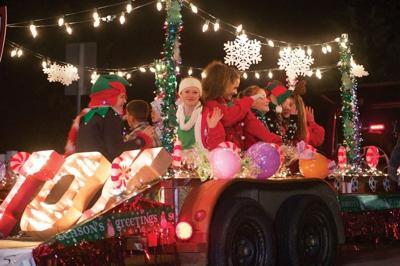 FM Christmas parade