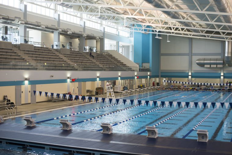 Lewisville Isd Unveils State Of The Art Swimming Center