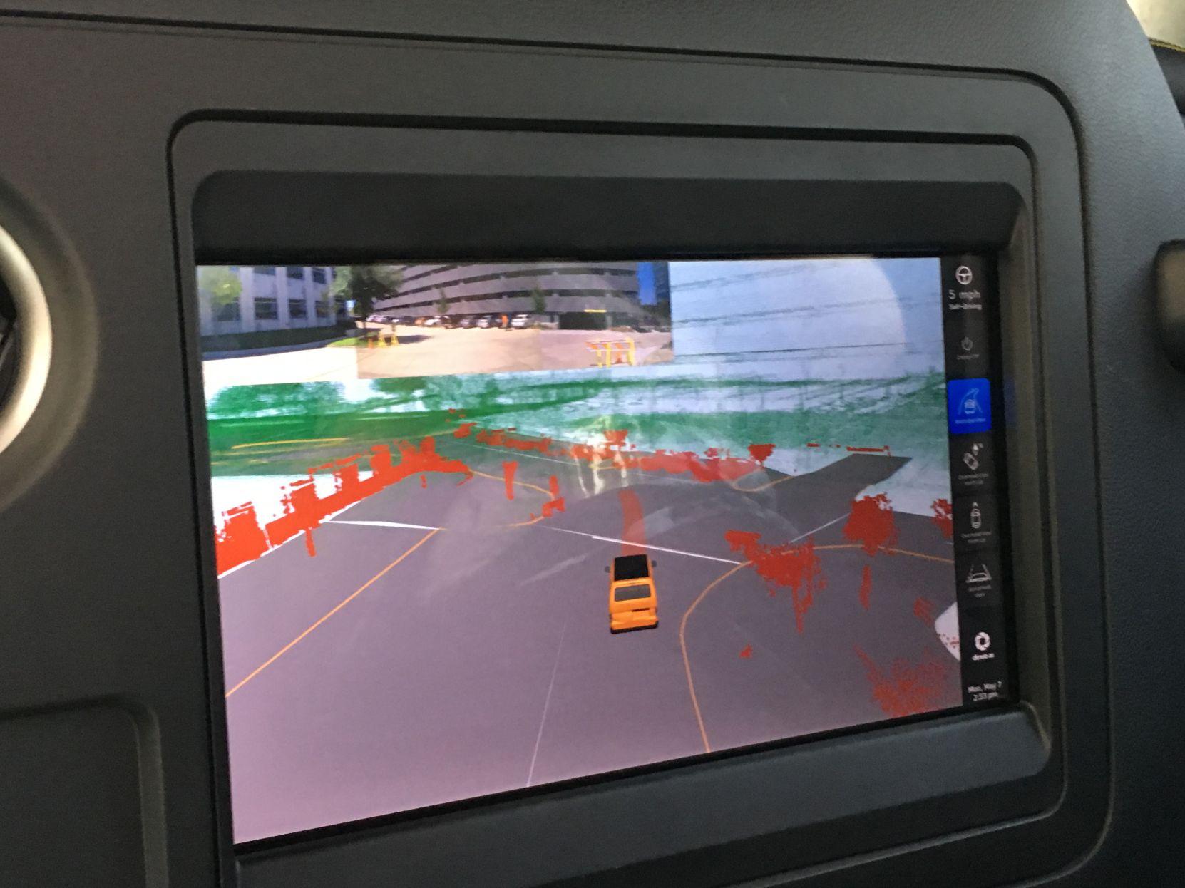 Frisco company unveils self driving car service Frisco