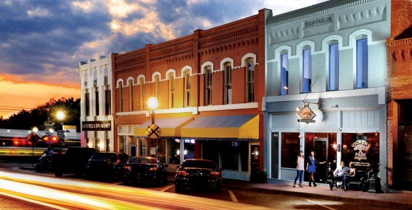 Plano top 10 downtown