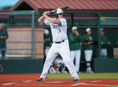 Allen Baseball Cole Latos