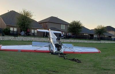 Plane crash 3/25/20
