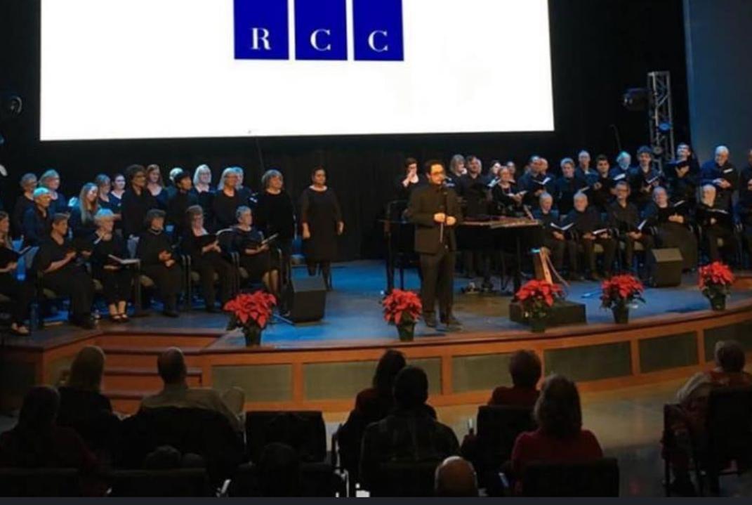 Christmas with the RCC